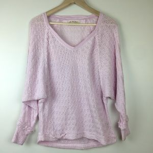 We The Free knit pullover sweater sz XS